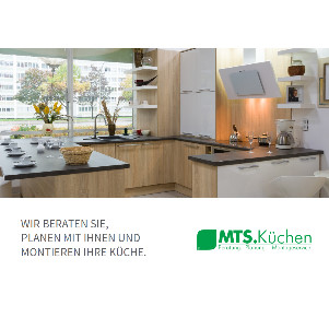 MTS Küchenkatalog mit vielen Impressionen