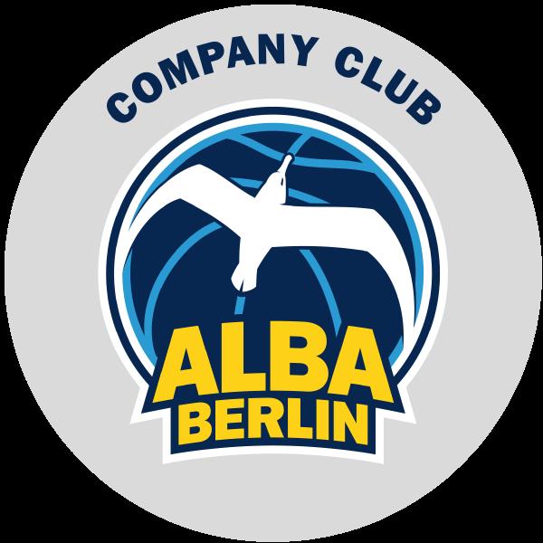 Wir unterstützen den Sport der Hauptstadt durch unsere Mitgliedschaft im ALBA Berlin Company Club